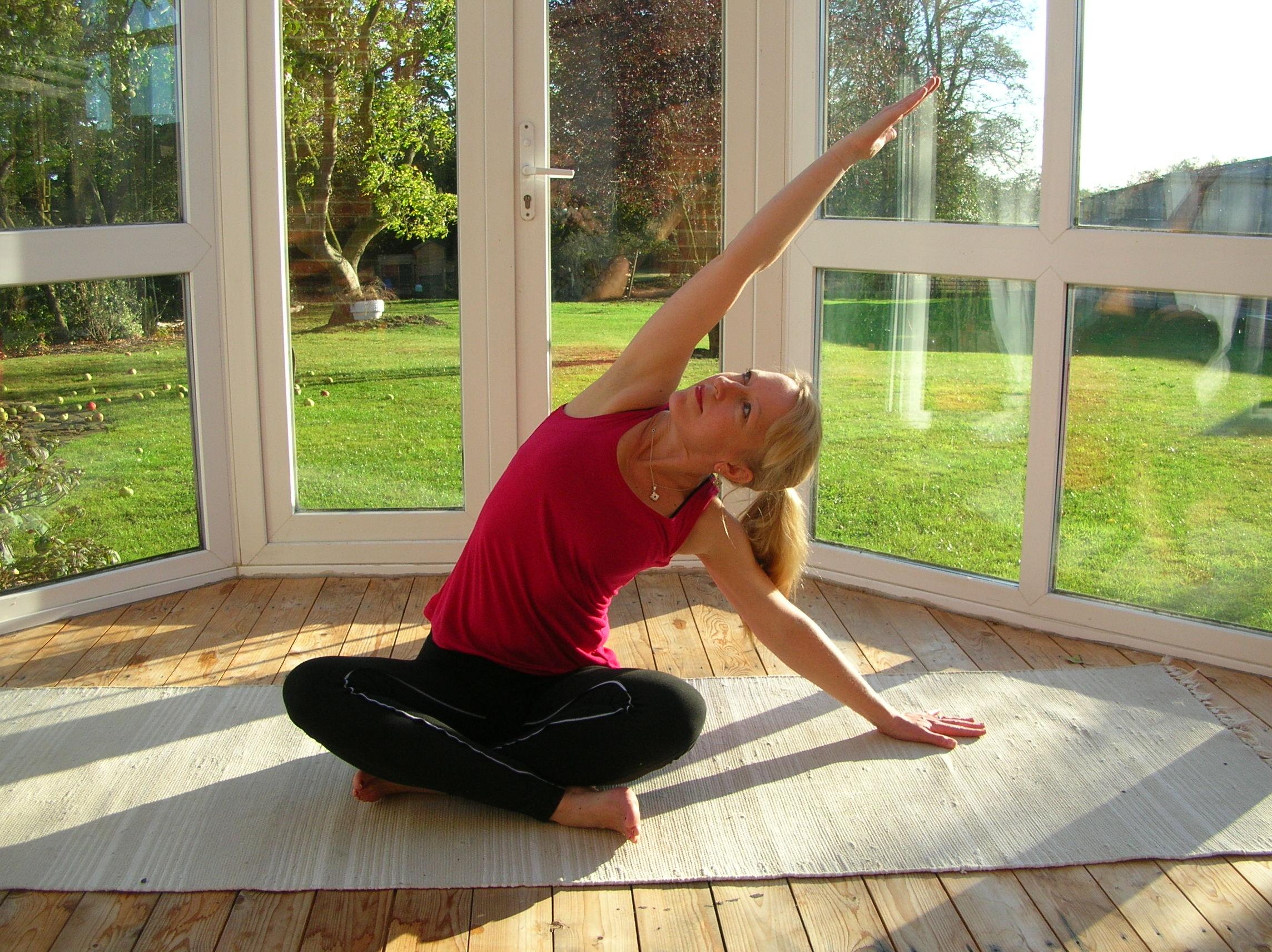 chinmayi yoga Somerset uk